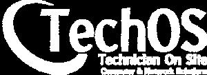 techos footer white logo
